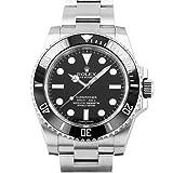 ロレックス ROLEX サブマリーナ 114060 ブラック文字盤 中古 腕時計 メンズ (W201294) 並行輸入品