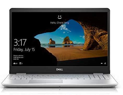 DELL Inspiron 5584 15.6-inch Laptop (8th Gen Core i5-8265U/8GB/1TB HDD + 512GB SSD/Windows 10 Home/2GB Nvidia Graphics), Silver