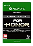 for honor: complete edition - xbox one - codice download
