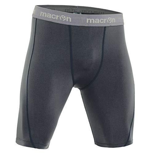 Macron Quince Muskelwärmende Unterhose, schwarz, Größe M
