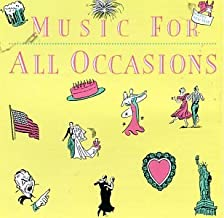 Music for All Occasions