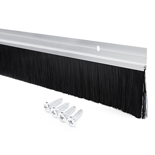 Best garage door brush seal