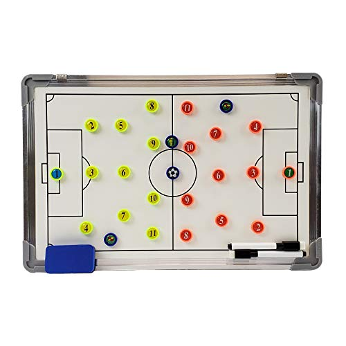 Murray Sporting Goods Magnetic Coaches Dry Erase Marker Board (Soccer)