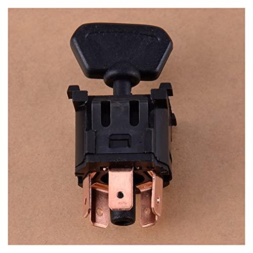 qinqin 5 Pines Coche Blower Calentador Motor Ventilador HVAC Interruptor de Control Ajuste para Volkswagen MK1 MK2 Caddy Caddy Scirocco 1984 321959511 321 959 511c