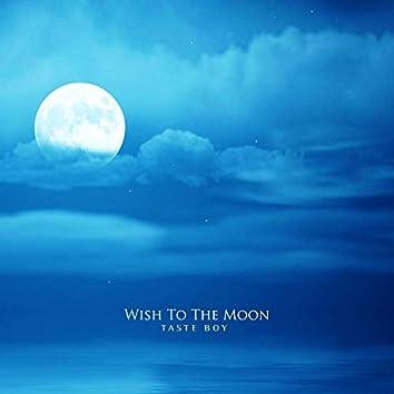 달에게 비는 소원
