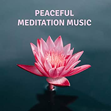 Peaceful Meditation Music – Healing Nature Sounds for Mindfulness and Relaxation, Zen Reiki with Instrumental and White Noise
