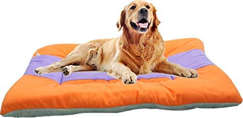 Waschbares Plüsch-Haustierbett, Wärmeerhaltung, beruhigendes Hundenestkissen,...