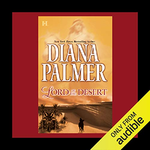 Lord of the Desert audiobook cover art