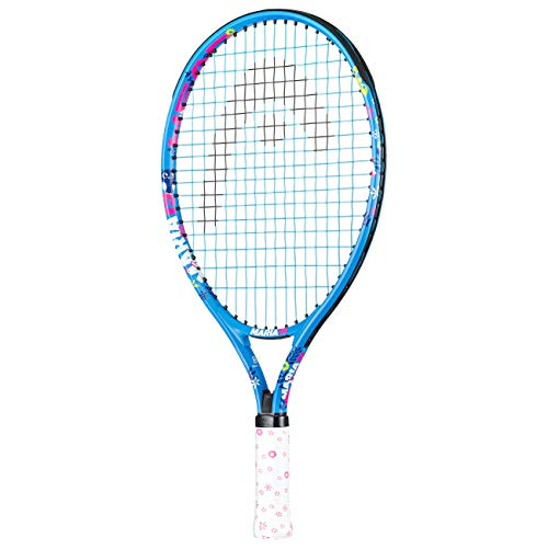 HEAD Unisex Jugend Maria 19 Tennis Racket, mehrfarbig, 2-4 Jahre