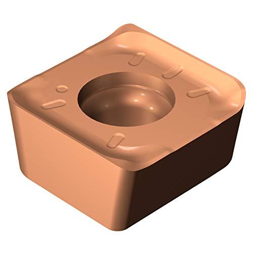 Sandvik Coromant, QFU-K-0600-RM 1135, CoroCut QF Insert for face Grooving, Carbide, Neutral Hand, 1135 Grade, CVD TiCN + Al2O3 + TiN