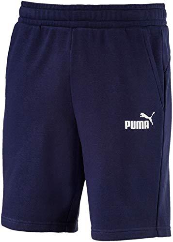 PUMA Herren Archive Logo Sweat Bermuda Shorts, Peacoat, XX-Large