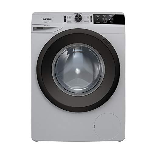 Gorenje WE 74S3 PA Waschmaschine/Silber/A+++/7 kg/Automatikprogramm/Schnellwaschprogramm/Energiesparmodus