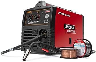 Lincoln Electric Power MIG 180 DUAL MIG Welder K3018-2