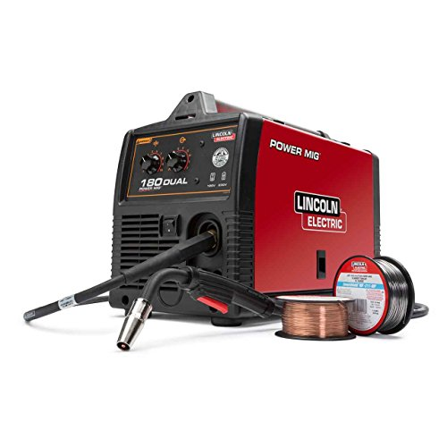 Lincoln Electric Power MIG 180 DUAL MIG Welder K3018-2