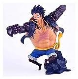XIAOGING One Piece Four Gear Battle Overhead 4 Luffy Ape King Arma Animado Personaje Modelo Estatua ...