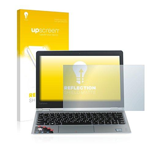 upscreen Entspiegelungs-Schutzfolie kompatibel mit Lenovo Yoga 710 11.6 – Anti-Reflex Displayschutz-Folie Matt