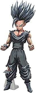 SWEETDAY 26-34cm MSP Master Stars Piece Chocolate Son Goku Vegeta PVC Action Figures Manga Dimensions Dragon Ball Z Collection Model Doll