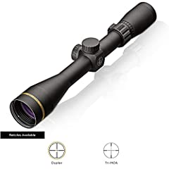 Leupold Model #174180 - VX Freedom 3-9x40mm with Duplex reticle and Matte finish 100% Waterproof, fog proof, & shockproof Made with 6061-T6 aircraft quality aluminum and punisher tested to a lifetime of performance even under harshest recoil. Twiligh...