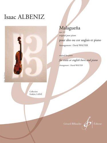 Malaguena Opus 165