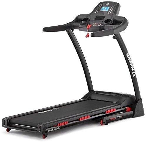 Reebok RVON-10121BK-AR Gt40S One Series Treadmill, Nero