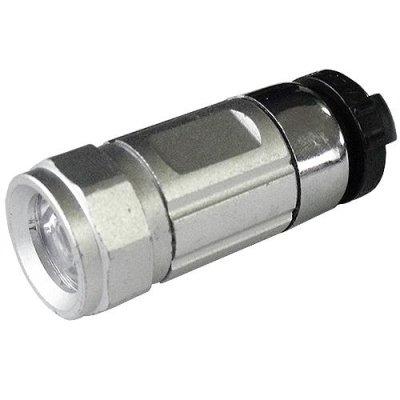 Linterna recargable con 12V fahrzeugbuchsen