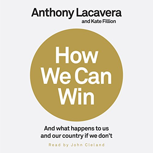 How We Can Win cover art