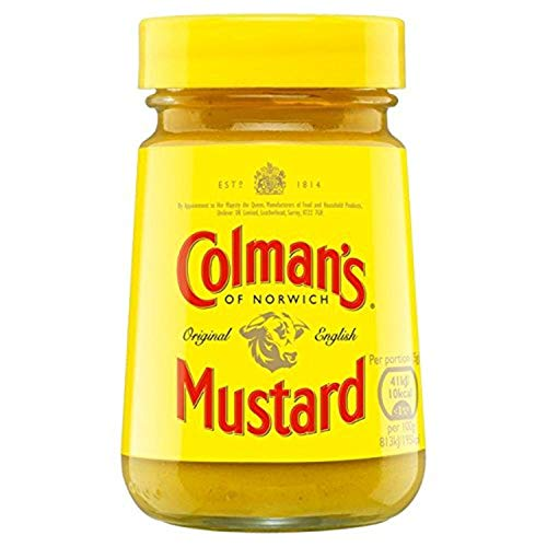 Colmans of Norwich Original English Mustard 100 g