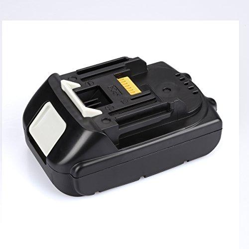 GTC1850L20 y STC1820 LB20 GKC1825L OPSON BL4018 LBXR20 18 V, 4,0 Ah LBX20 LBXR2020-OPE Bater/ía de ion de litio para Black /& Decker BL2018 BL2018-XJ