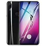 CamKpell X23 Smartphone, 2 + 32 GB, 6000 mAh, Dual-Kamera, Dual-SIM-Karte, Fingerabdruck-Gesichtserkennung, Smartphone