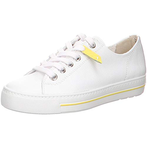 Paul Green 4960 Damen Sneakers Weiß, EU 40