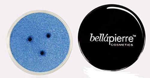 Bellapierre Mineral- Make-Up Lidschatten Blau Glitzer Pulver