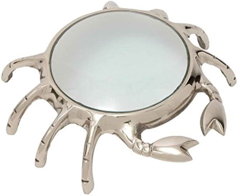Benzara 19090 Appealing Crab Magnifier, 10  W x 3  H