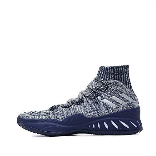 adidas Crazy Explosive 2017 Primeknit, Scarpe da Basket Uomo, Grigio (Gretwo/Hiregr/Danasl Gretwo/Hiregr/Danasl), 46 2/3 EU