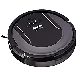 Shark Robot Cleaning System S87 (Wi-Fi) with Hand Vacuum in All-In-One Charging Dock and Voice Control with Alexa or… 2 Dust bin capacity - 0.7 quarts. Shark has combined two innovations in one cleaning system — a high-performance Robot vacuum with a built-in, ultra-powerful handle vacuum System includes the Shark ion W1 Cordless handheld vacuum: lightweight at only 1.4 pounds with powerful suction, perfect for spot cleaning and tidying up messes Smart sensor navigation 2.0: advanced sensitivity helps the robotic vacuum navigate around obstacles and objects to complete the cleaning job. 1.8 Amps