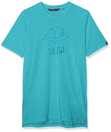 Beb/é-Ni/ños SALEWA Frea Melange Dri-rel K S//S tee Camiseta