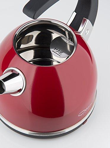 Ottoni-Fabbrica-Elektrischer-Wasserkocher-aus-Edelstahl-Made-in-Italy-17-L-2400W-Automatische-Abschaltung-BPA-frei-Herausnehmbarer-Kalkfilter-Trockenlaufschutz-360-Basis-Alice-Rosso-Fuoco