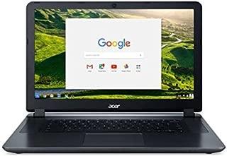 2018 Acer 15.6in HD Premium Business Chromebook-Intel Dual-Core Celeron N3060 up to 2.48Ghz Processor, 2GB RAM, 16GB SSD, Intel HD Graphics, HDMI, WiFi, Bluetooth, Chrome OS-(Renewed)