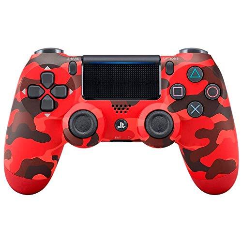 Controle Dualshock 4 - Playstation 4 - Vermelho Camuflado