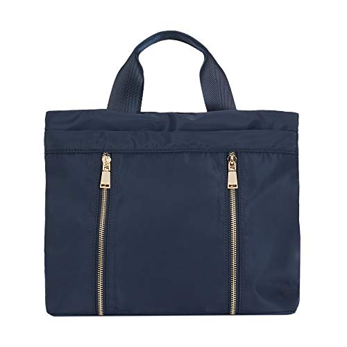 Parfois - Bolso Shopper Hortensia 3 - Mujeres - Tallas M - Azul Marino