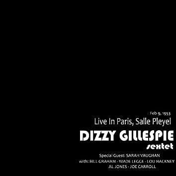 Dizzy Gillespie Sextet: Live in Paris, Salle Pleyelle