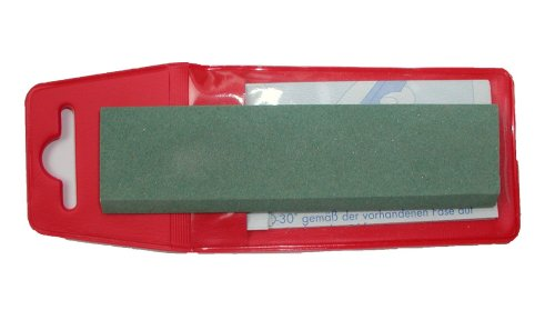 Silifix Abziehstein Allround von Zische - FEPA Körnung 180 - Siliciumcarbid Schleifstein für Messer & Scheren