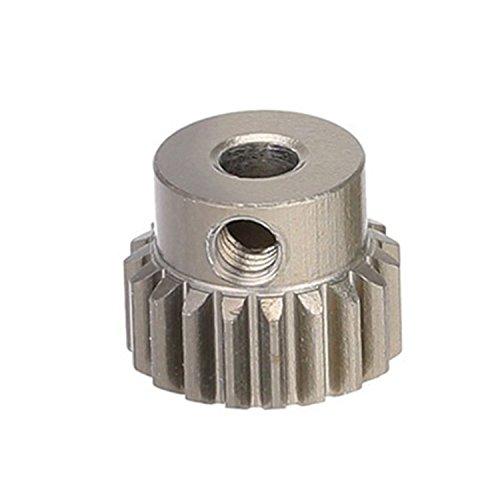 Ogquaton 48DP - Motor para Coche teledirigido (3,175 mm, 19T, sin escobillas)