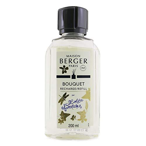 Parfum Berger Recarga de 200 ml, Bouquet Parfumé Lolita Lempicka