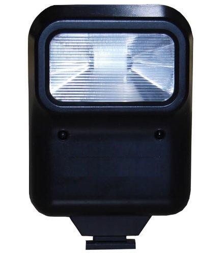 PLR Studio Series Pro Slave Flash Includes Mounting Bracket For The Sony Alpha NEX-C3, NEX-7, NEX-6, NEX-5T, NEX-5N, NEX-5R, NEX-5, NEX-3, NEX-3N, NEX-F3, ALPHA A3000, A5000, A5100, A6000, 7 II, 7S, a7, a7R Digital SLR Cameras