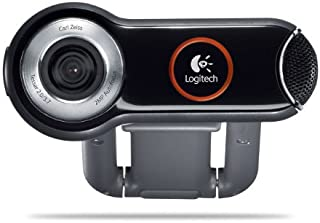 Logitech Pro 9000 PC Internet Camera Webcam with 2.0-Megapixel Video Resolution and Carl Zeiss Lens Optics