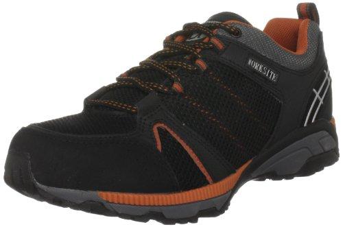 Worksite  Ss607sm,  Scarpe antinfortunistiche uomo, colore nero, taglia 44 (10 UK)