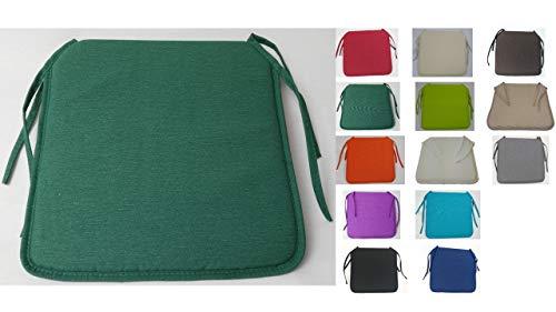 MR. COJIN COJIN Silla Pack 6 Unidades (Verde)