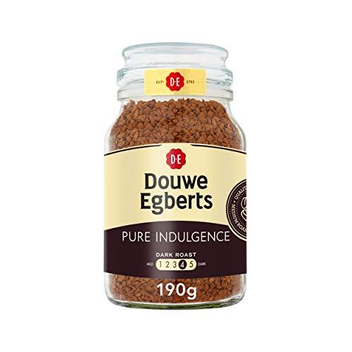 Douwe Egberts Pure Indulgence Instant Coffee in Jar