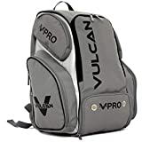 Vulcan Sporting Goods Co. VPRO Pickleball Backpack / Gray (VPRO-GRYBLK)