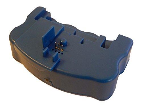 vhbw Reseteador de Chip para Brother LC121, LC121BK, LC121C, LC121M, LC121Y, LC123, LC123BK, LC123C, LC123M, LC123Y, LC125, LC125C